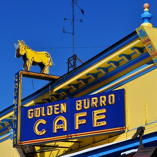 Golden Burro Cafe