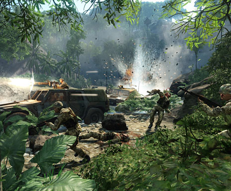 New Far Cry 3 Trailer Shows Off Multiplayer Gameplay Elements