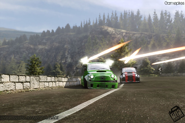 Gas Guzzlers: Combat Carnage (10)
