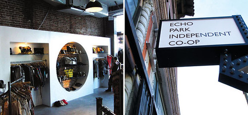 An Indie Boutique in Los Angeles, CA