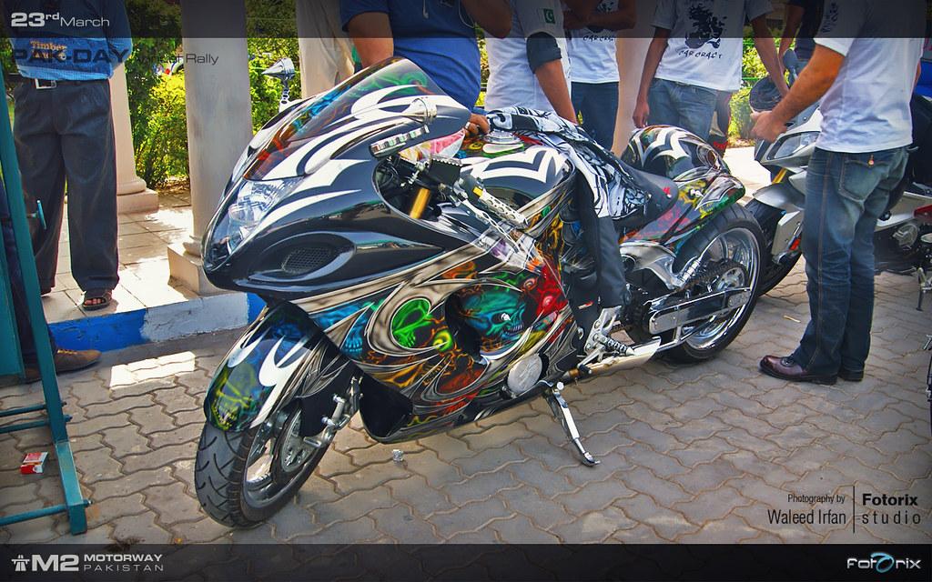 Fotorix Waleed - 23rd March 2012 BikerBoyz Gathering on M2 Motorway with Protocol - 6871379670 3aa480b054 b