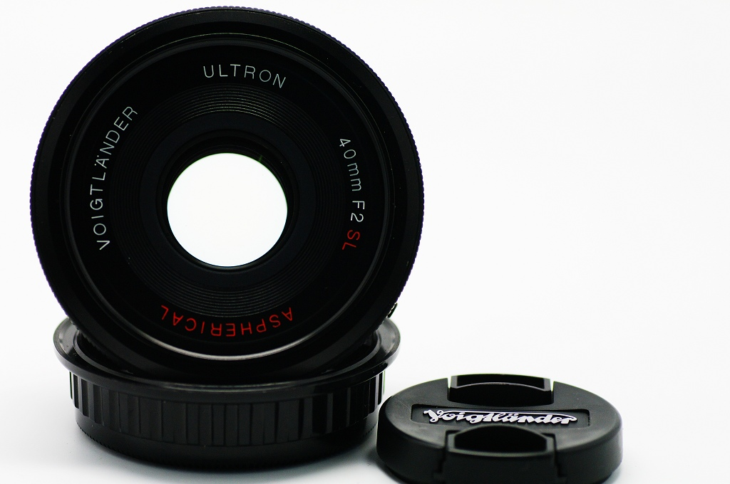 Voigtlander ULTRON 40mm F2 SL II Aspherical