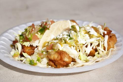 tacos @ ricky's fish tacos