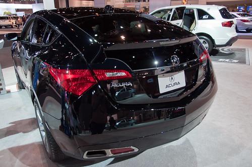 2012 Acura ZDX Tech