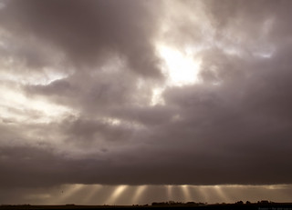 Sunrays 13th-Feb-12