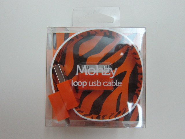 Mohzy Loop Micro USB & iPhone Cable - Package Front