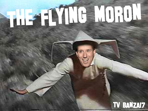 THE FLYING MORON by Colonel Flick