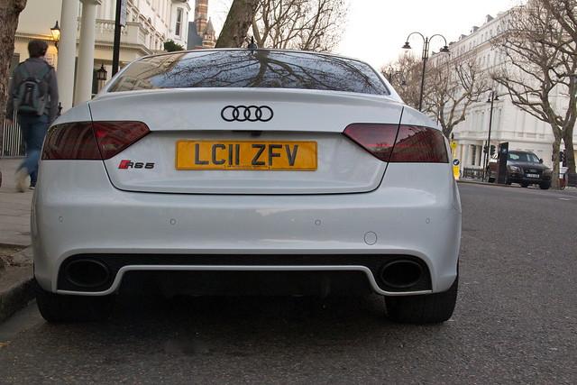 Audi Rs5 White Creme Flickr Photo Sharing