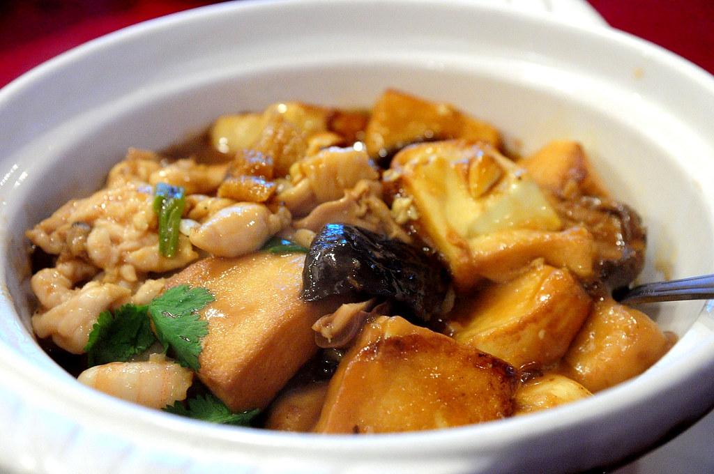 點水樓 - 點水豆腐煲