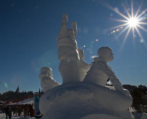 Ottawa Winterlude 2012