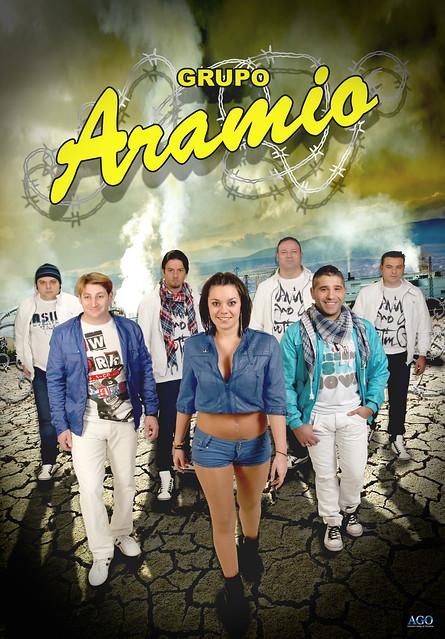 Grupo Aramio afiche 2012