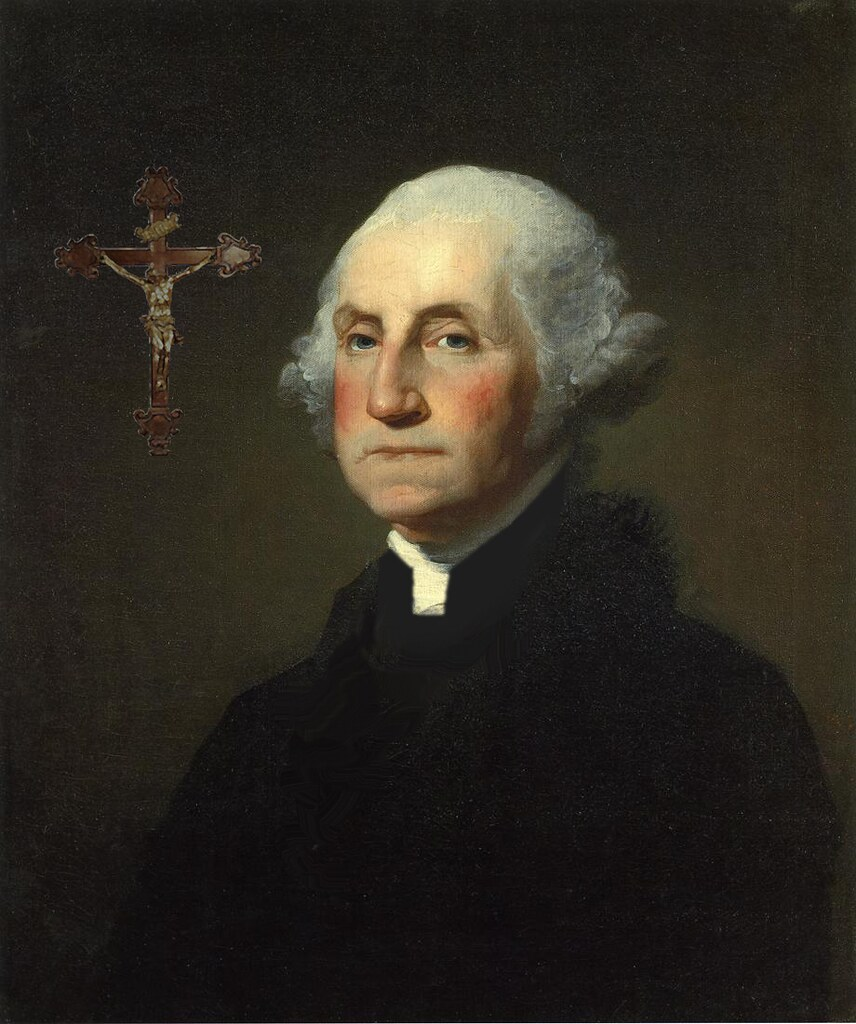 FOUNDING FATHER WASHINGTON