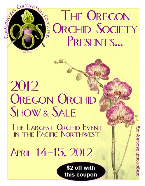 Oregon Orchid Society Show & Sale