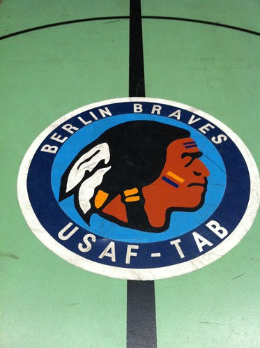 Berlin Braves - USAF , AFB Berlin Tempelhof. by despod