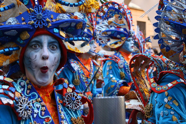 Carnaval Badajoz 2012