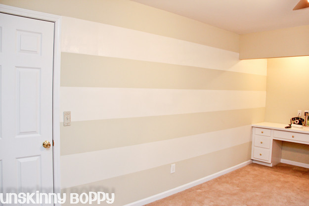 Step For Painting A Room