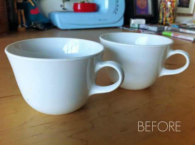 Teacups Before