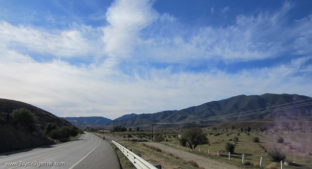 Hwy 3, Tecate to Ensenada