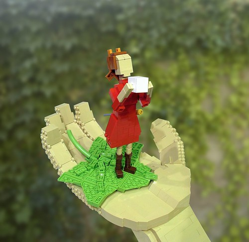 Arrietty the Borrower by Ochre Jelly