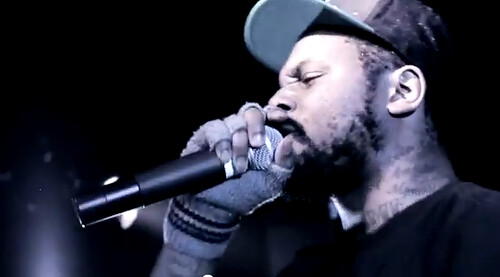 Schoolboy Q - The Back Room Freestyle (Video)