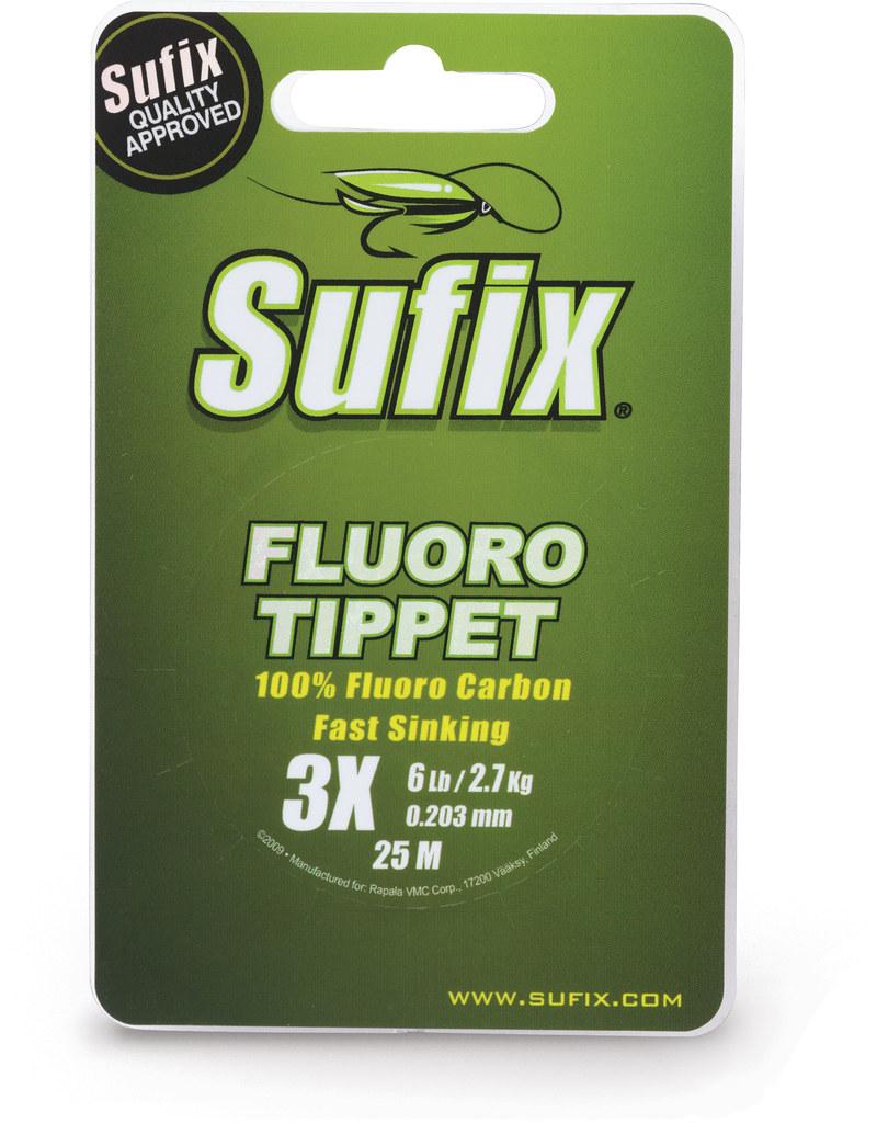 Fluoro Tippet