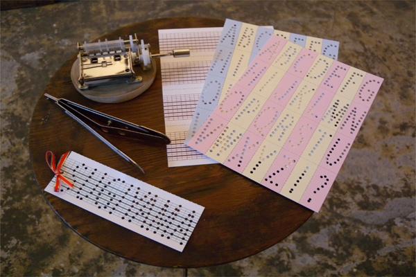 PLAY FOR TOHOKU 〜遊びを東北へ!紙巻き式オルゴールを贈ろう〜06