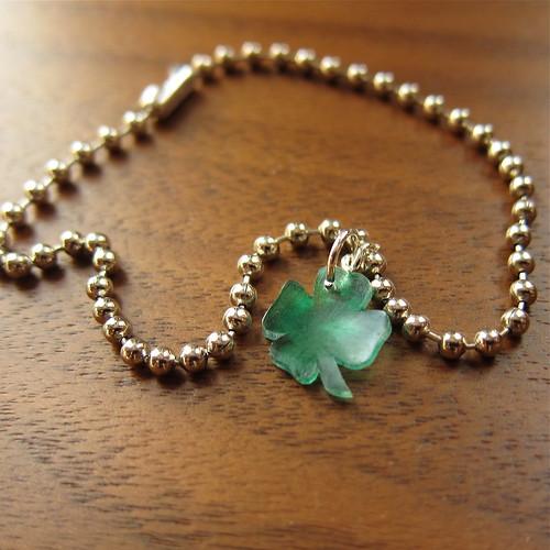 A Little Luck Charm Bracelet