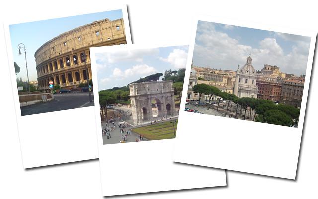 Roteiro de Roma - Dia 1