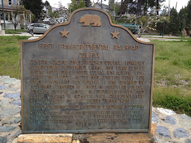 California Historical Landmark #780-5