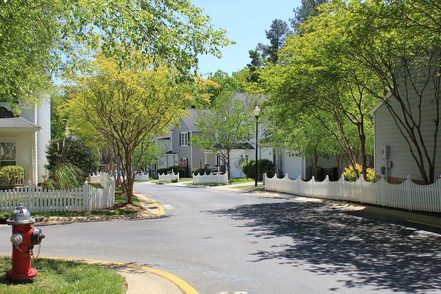 Hermitage Park Cary NC