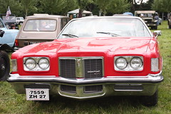 Une Pontiac 400 - Photo of Le Mesnil-Bacley