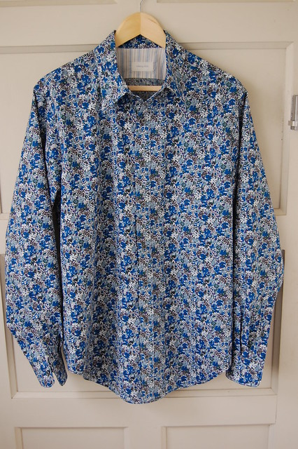 Liberty Poplin Shirt for C