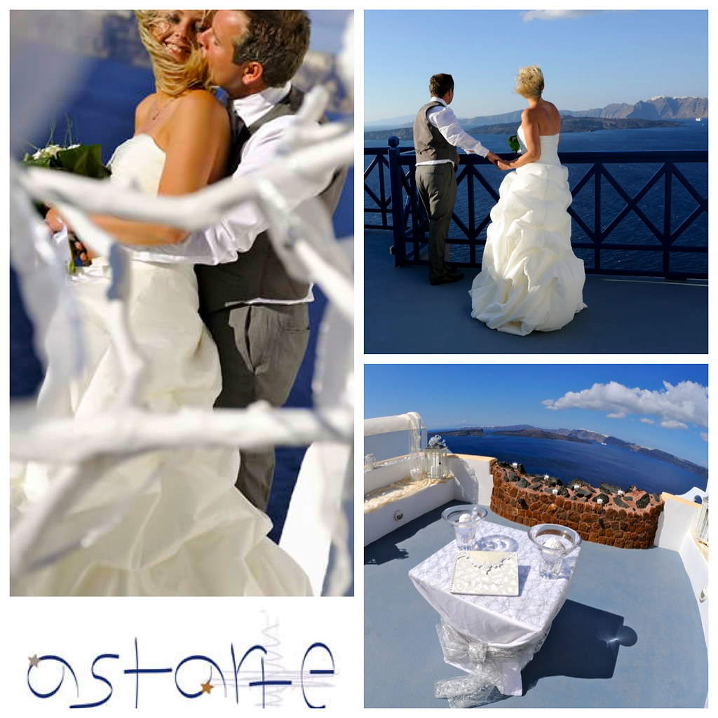 Astarte Suites Santorini Hotel weddings