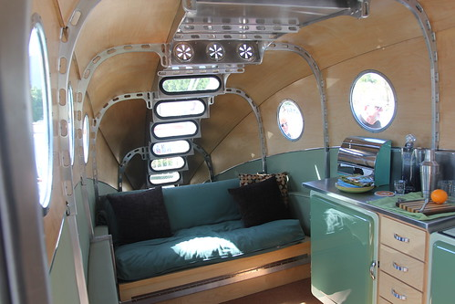 IMG 1475 The Interior Of GMC Motorhome