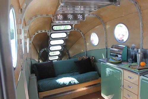 IMG 1475 The Interior Of GMC Motorhome