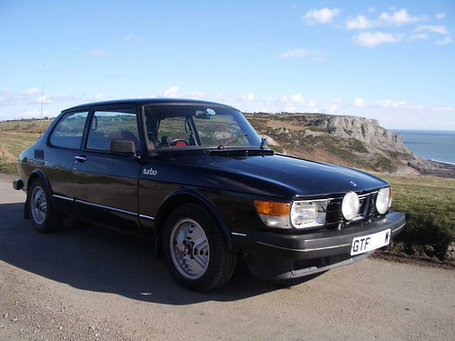 anyone see top gear how cool was that saab 99 turbo. Black Bedroom Furniture Sets. Home Design Ideas