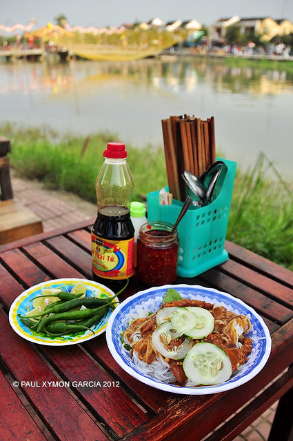 Bun Thit Nuong, Hoi An, Vietnam
