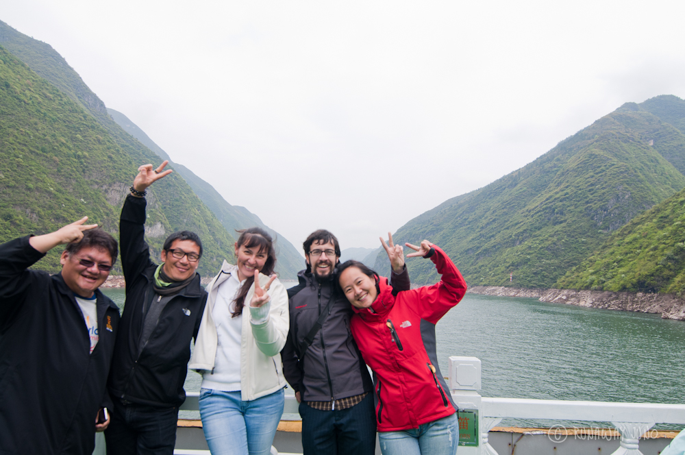 Yangtze River Cruise Travelers