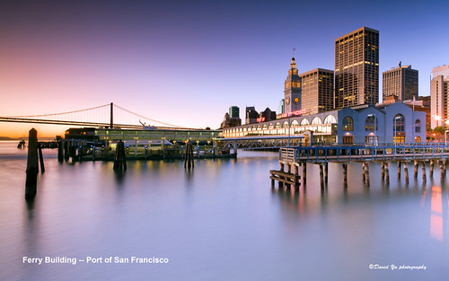 Ferry Building -- Port of San Francisco