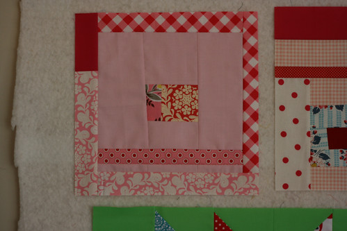 Traveling quilt blocks - maybe?