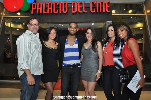 Premiere Película El Rey de Najayo
