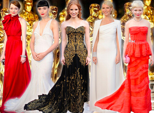 vestidos-famosas-Oscars-2012
