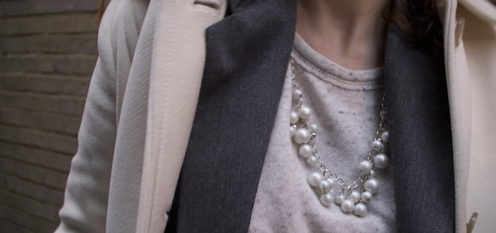suit alternative, wear to work, light neutrals, dash dot dotty, outfit blog, ootd
