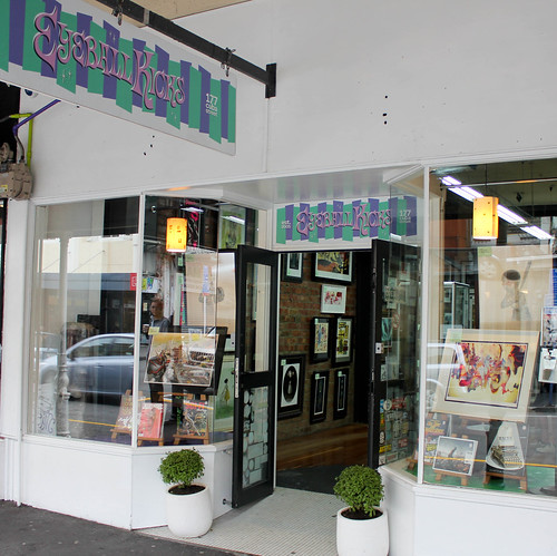 Eyeball Kicks-  An Indie Boutique in Wellington, New Zealand