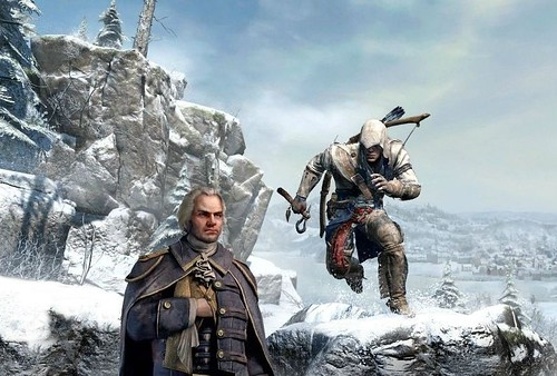 Assassin's Creed 3 Pivot Points Locations To Unlock Animus Hacks / Cheats