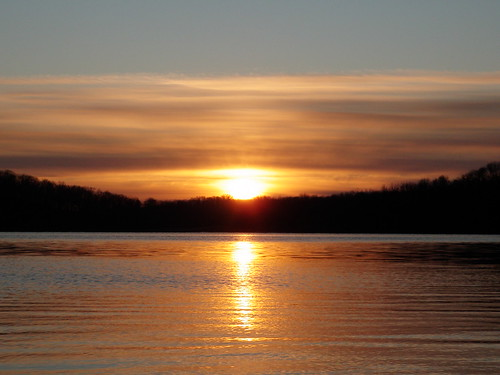 statepark lake sunrise eastforkstatepark ameliaoh