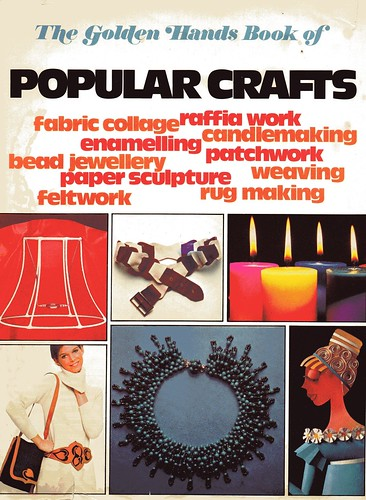 golden hands popular crafts cover