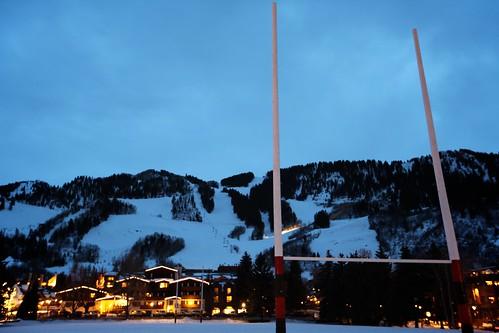 Ski Test Day One