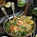 Lemon-rucola-shrimp spaghetti by bognarreni