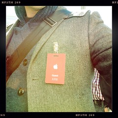 Red guest pass